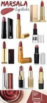 marsala madness 11 lipsticks to rock pantone u0027s color of the year
