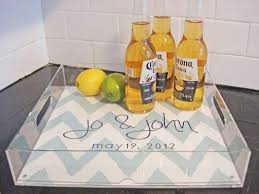 personalized trays haymarket designs personalized lucite trays