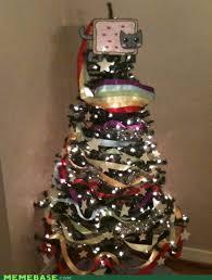 Cat Christmas Tree Meme - nyan cat christmas nyan cat pop tart cat know your meme