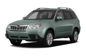 2011 subaru forester new car test drive