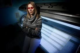 Hidden Camera Tanning Bed Proposed Tax On Tanning Salons Deals Another Blow To Troubled