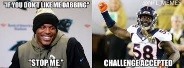 Von Miller Memes - nfl memes on twitter von miller buried the dab https t co