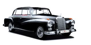 mercedes png organise a corporate event with classic cars in paris france