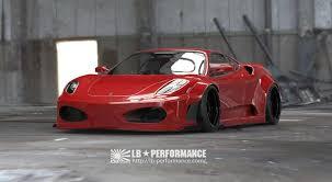 f430 images lb works f430 complete kit static motorsports