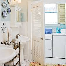 bathroom laundry room ideas 25 ideas for small laundry spaces remodelaholic bloglovin