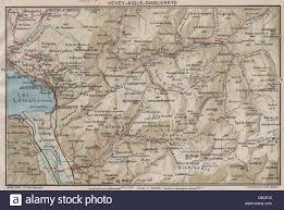 map of montreux vavey aigle diablerets gstaad château d oex montreux leysin les