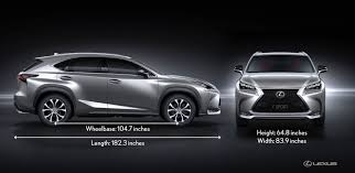 lexus hybrid sedan 2015 2015 lexus nx u0026 nx f sport preview lexus enthusiast