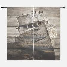 Nautical Window Curtains Nautical Window Curtains U0026 Drapes Nautical Curtains For Any Room