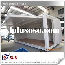 foldable container shop movable house mobile house compact