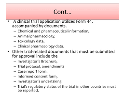 100 report form template clinical trials fda 2013 clinical