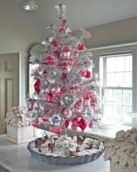 30 gorgeous aluminum christmas tree decoration ideas christmas