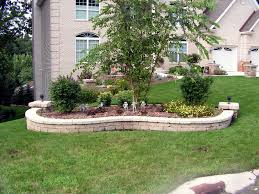 garden retaining wall blocks lowes flower bed fencing lowes