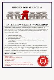 Resume For College Interview Interview Workshop Lukex Co