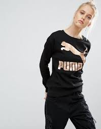 puma women clothings sweatshirt on sale puma women clothings