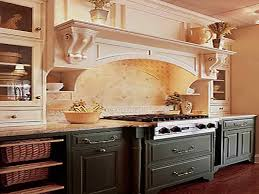 two toned kitchen cabinets kitchen designs