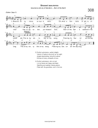 Bad Day Chords Hymn Blessed Assurance