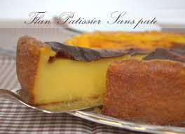 cuisiner avec un patissier flan pâtissier sans pate flan parisien amour de cuisine