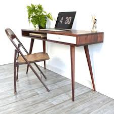 Computer Desk Build Mid Century Computer Desk Build A Mid Century Modern Desk Inspired