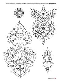 flash book 5 mandalas ornamental 66 photos vk