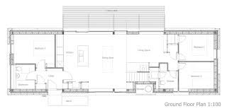 Dogtrot House Floor Plan by Glenn Murcutt Three Bedroom Http Markstephensarchitectss Files