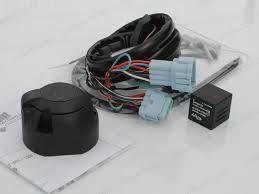 nissan navara d40 mk2 plug n play wiring kit for towing electrics