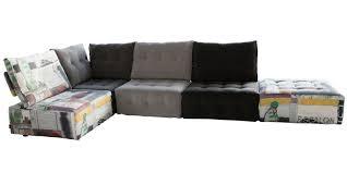 canape angle modulable tissu salons tissu canapé d angle modulable