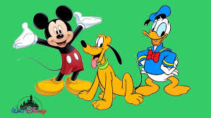 mickey mouse pluto donald duck hd desktop backgrounds free