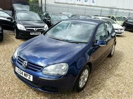 2004 Golf Tdi Used Volkswagen Golf 2004 For Sale Motors Co Uk