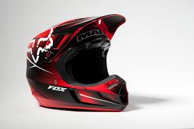 motocross helmet review product report fox v4 helmet transworld motocross
