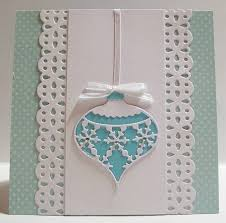 memory box die classic ornament