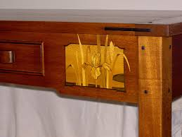 Arts And Crafts Furniture Designers Greene And Greene Furniture Greene And Greene Sideboard Inlay