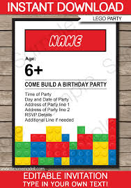 toddler birthday party invitations tags childrens birthday party