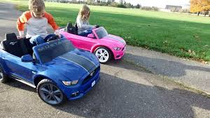 pink power wheels mustang ford and fisher price introduce power wheels smart drive mustang