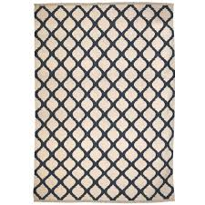 jerada cotton dhurrie rug extra large oka