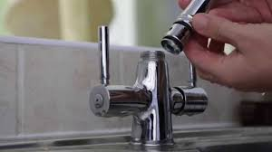 chrome wall mount kitchen faucet leaking from neck two handle pull