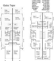 Duplex Townhouse Plans Duplex House Plans Hdviet