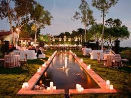 Cheap Outdoor Wedding Decoration Ideas Best 25 Backyard Wedding Lighting Ideas On Pinterest Outdoor