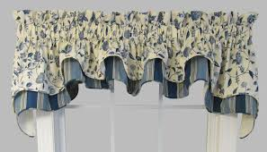 Toile Window Valances Valances Swags U0026 Window Toppers Thecurtainshop Com
