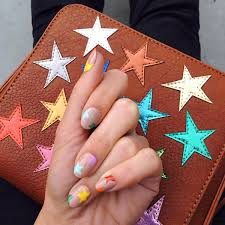 this is the nail art trend to try according to the zodiac