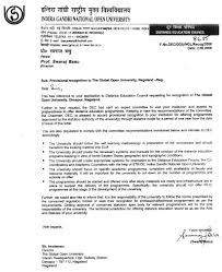 Certification Approval Letter The Global Open University Nagaland