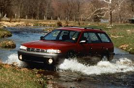 the road travelled history of the subaru outback autoguide com news