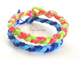 bracelet diy rubber images Tutorial friendship jpg