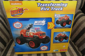 blaze monster machines transforming fire truck u2013