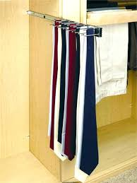 Ideas For Wall Mounted Tie Rack Design Wall Mounted Tie Rack Allfind Us