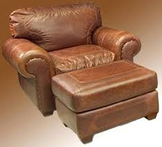 matching chair and ottoman wonderful brown leather chair with ottoman collection brown leather