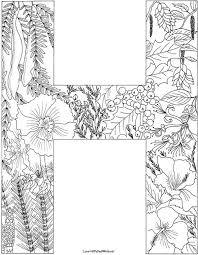 letter coloring pages free 54 best kleurletters images on pinterest alphabet coloring pages