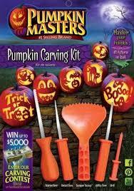 pumpkin carving kits pumpkin masters 102632 pumpkin carving kit carving