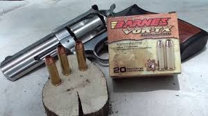 Barnes Xpb 357 Mag 140gr Ballistic Gel Test Barnes Solid Copper Round Youtube