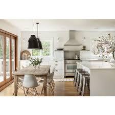 créer une cuisine familiale un grand espace de vie