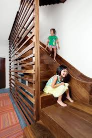 Sliding Down Banister Best 25 Stair Slide Ideas On Pinterest What Does Awesome Mean